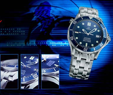 This Omega Seamaster was used in Die Another day