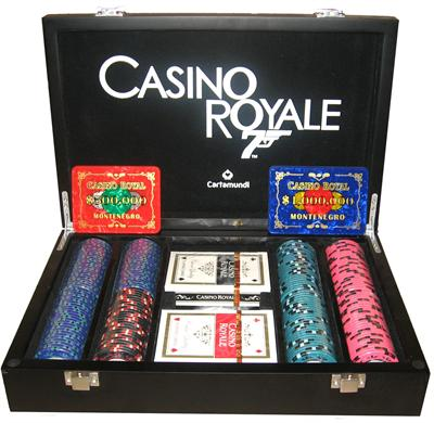 casino royale poker set clay