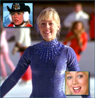 Bibi Dahl is a fictional character in the James Bond film For Your Eyes Only. She was played by the American ice skater and actress Lynn-Holly Johnson