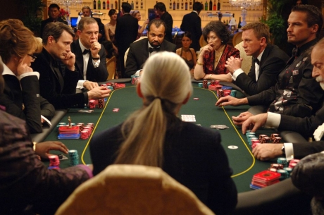 CASINO ROYALE pokergame