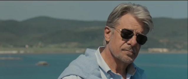 Giancarlo Giannini Mathis in Quantum of Solace Tom Ford sunglasses