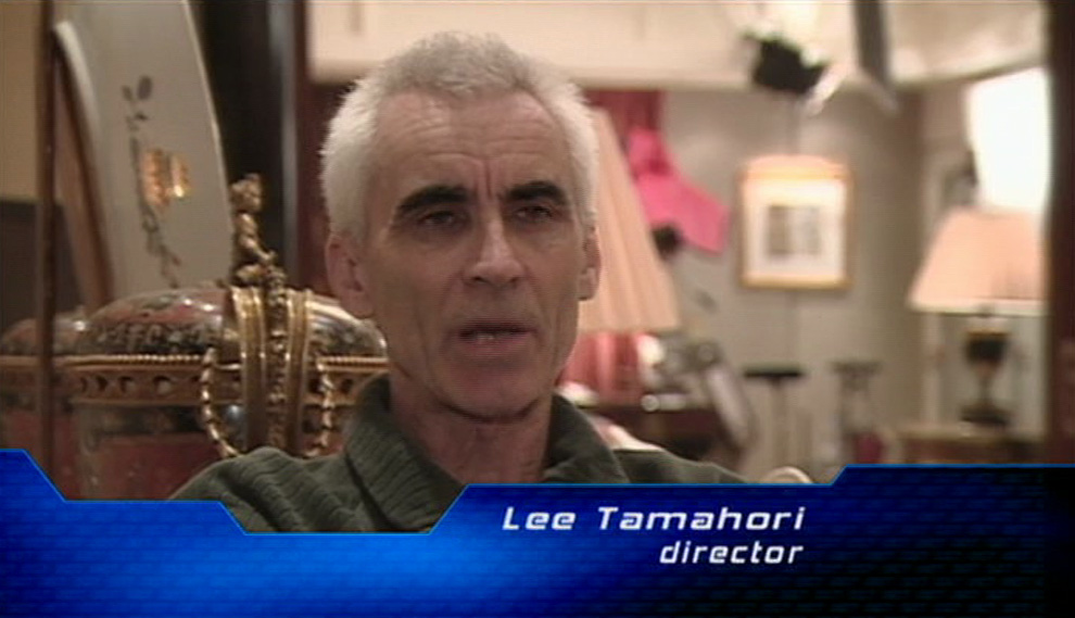 Lee Tamahori dad  Lee Tamahori