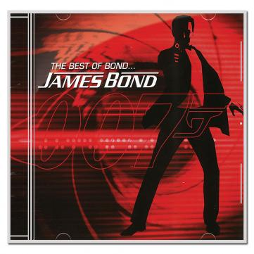 The Best of James Bond CD