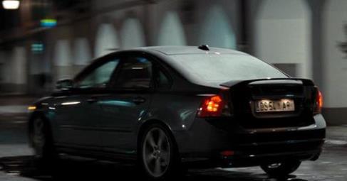 volvo cars in james bond films on screen