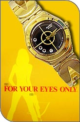 FOR YOUR EYES ONLY 1981