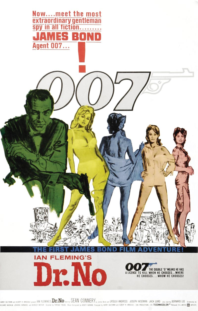 Dr. No (James Bond) by Ian Fleming (CD, Audio Book, 2002)