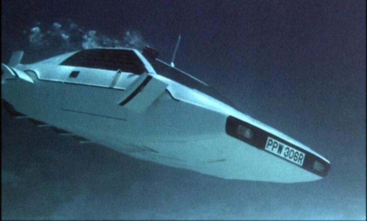 1976 Lotus Esprit [Type 79] in The Spy Who Loved Me, Movie, 1977
