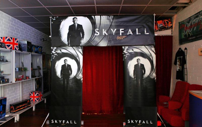 James Bond Fest Party Skyfall Even By James Bond 007
