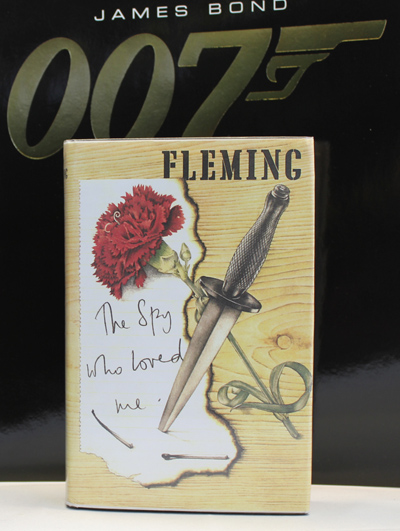 First Edition 1962 Ian Fleming James Bond THE SPY WHO LOVED ME